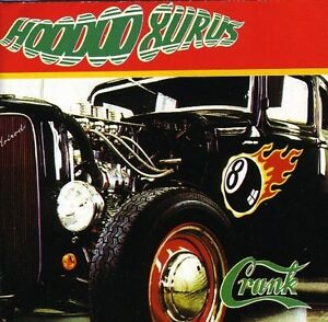 HOODOO-GURUS-Crank-CD-BRAND-NEW-Bonus-Tracks-Deluxe-Edition