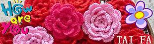 HandCrochet-Flowers