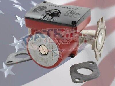 Grundfos Ups15-35sfc 3-speed Stainless Steel Circulator Ifc 115v 3/20hp 59896772