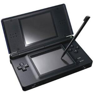 Système Portable Nintendo DS Lite Noir O...