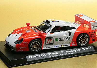 Fly Porsche Gt E 50 1/32 Slot Car - All Gt 1's Sale