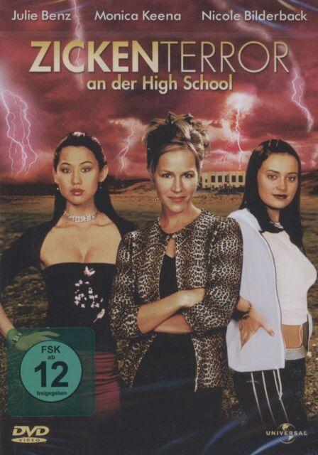 DVD NEU/OVP - Zickenterror an der High School - Julie Benz & Monica Keena