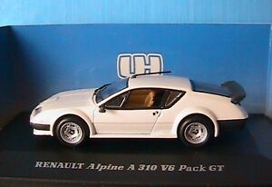 alpine renault a310 v6 pack gt universal hobbies 1 43 ebay. Black Bedroom Furniture Sets. Home Design Ideas