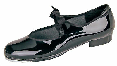 Premier Value Black Tap Shoe All Child Sizes Available