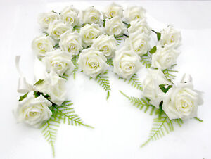 wedding flower buttonhole rose package