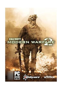 Call of Duty: Modern Warfare 2 (PC, 2009...
