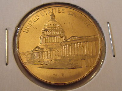 United States Capitol Medal  1 1 8  Od