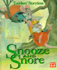 Snooze-and-Snore-Toddlers-storytime-Davies-Gill-Used-Good-Book