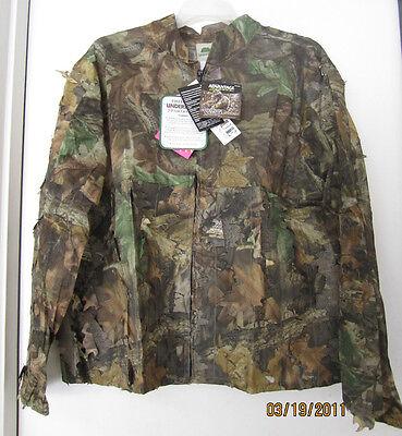 3d Leafy Underbrush Field Lite Timber Jacket L,