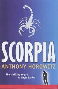 Anthony-Horowitz-Scorpia-Book