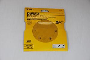DEWALT-ROUND-SANDING-DISCS-320G-X-150MM-DT3128-10-DISCS