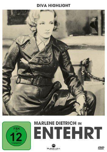 ENTEHRT - Marlene Dietrich (DVD) *NEU OVP*