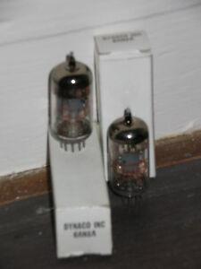 Dynaco-6an8-6an8a-tubes-NOS-NIB