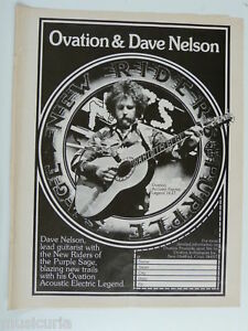 retro-magazine-advert-1975-OVATION-dave-nelson