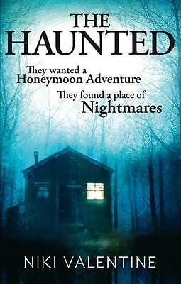 The Haunted  Niki Valentine Book