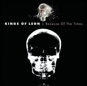 KINGS-OF-LEON-Because-Of-The-Times-CD-BRAND-NEW
