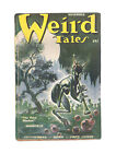 Weird Tales Magazine Back Issues