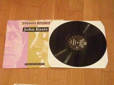Steven Brown -John Keats-Tuxedomoon-The Day Is Gone LP
