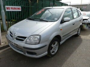 2004 NISSAN ALMERA TINO S 1.8 BREAKING 5 SPEED GEARBOX