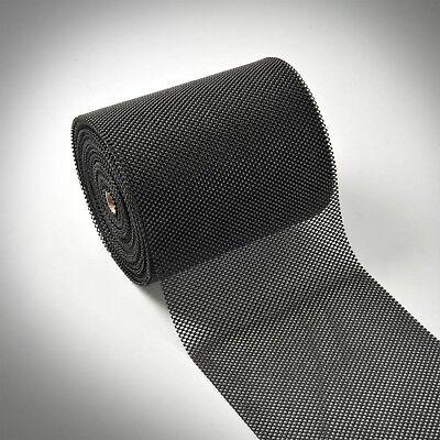 Anti Slip Black Mesh Perfect For All Non Slip Solutions 30cm X 15metres