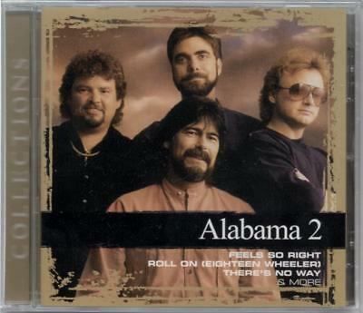 Alabama - Collections 2 (cd) Super Hits Sealed