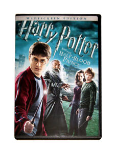 Harry Potter and the Half-Blood Prince (DVD, 2009, WS) BRAND NEW DVD
