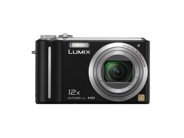 Panasonic LUMIX DMC-ZS3K 10.1 MP Digital Camera - Black
