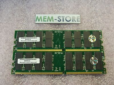 A0288603 2gb Memory Pc2700 Dell Demension 4600 8300