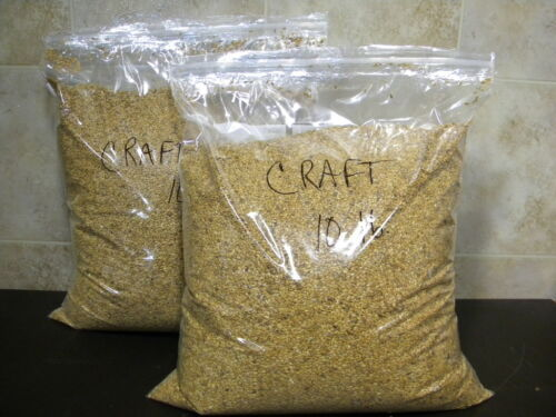 Golden Omega Flax Seed-flaxseed- Craft or Feed-20 lbs.