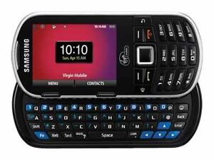 Samsung-SPH-M570-Restore-Black-Virgin-Mobile-Cellular-Phone