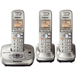 Panasonic KX-TG4023N DECT 6.0 Plus Cordless Phone