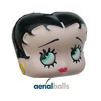 Cute-Betty-Boop-Car-Aerial-Ball-Antenna-Topper