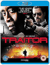TRAITOR BLU RAY - <span itemprop=availableAtOrFrom>Torquay, United Kingdom</span> - If not happy with your purchase please let me know as soon as possible please and we can sort it out quickly. A refund will be refunded if not totally happy with your purchase Most purcha - Torquay, United Kingdom