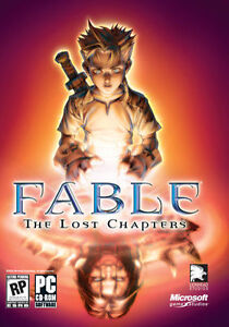 Fable-The-Lost-Chapters-DVD-NEUF