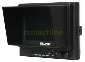 LILLIPUT-569GL-HO-5-HD-field-monitor-HDMI-In-Out-gift