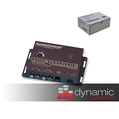 Audiocontrol Overdrive Plus Preamp Line Over Drive Audio Control Sub Eq