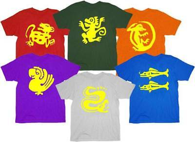Legends of the Hidden Temple Adult Costume T-shirt - Legends Of The Hidden Temple Shirts