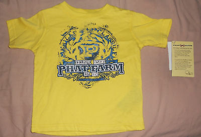 Phat Farm Toddler Boys T-shirt Size 2t