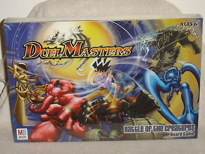 Duel Masters - Battle Of The Creatures Board Game -