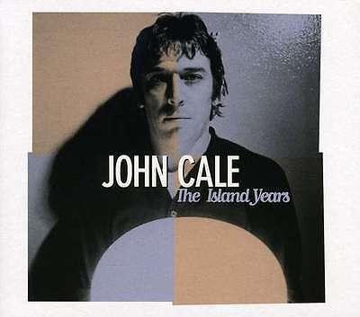 JOHN CALE The Island Years DOUBLE CD BRAND NEW (John Cale The Island Years)