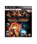 Mortal Kombat Komplete Edition  (Sony Playstation 3, 2011) (2012)