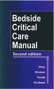 Bedside Critical Care Manual-ExLibrary