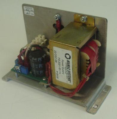 Mamac Systems PS2001B1N Power Supply PS-200-1-B-1-N // PS 200 1 B 1 N >See Pic's