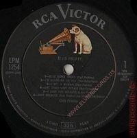 Elvis Presley Albums - Properly identifying them.