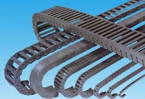 Cable-drag-chain-wire-carrier-10-10mm-R18-1000mm-40