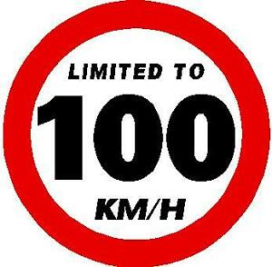 120X120MM-LIMITED-TO-100-KM-H-STICKER-VAN-BUS-CAR-COACH-PSV-PRINTED-STICKER