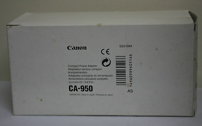 Genuine Canon Ca-950 Compact Power Adapter Charger