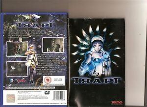 TRAPT-PLAYSTATION-2-PS2-PS-2-RARE