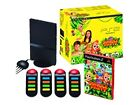 Sony PlayStation 2 Buzz! Junior: Jungle Party Bundle Black Console (PAL)