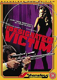 The Designated Victim [1971] [DVD], DVD | 5060162230153 | New